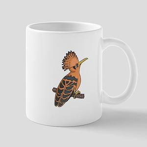 Hoopoe Bird Mug