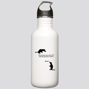 Pesky Humans! Stainless Water Bottle 1.0L