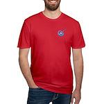 MediaCor Logo Men's Fitted T-Shirt (dark)