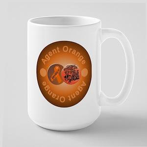Agent Orange: Justice Large Mug