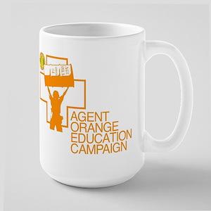 Agent Orange Education Campaign Large Mug