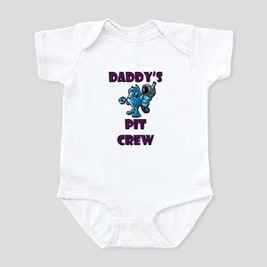 Daddy's Pit crew Onesie