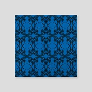 """Birds-Art-Nouveau - Square Sticker 3"""" x 3&quo"""