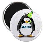 Senior Party Penguin Magnet