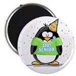 Senior 2007 Party Penguin Magnet
