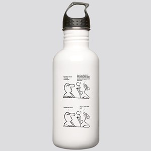 Friendly Persuasion Stainless Water Bottle 1.0L