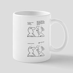 Friendly Persuasion Mug