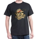 Smokin Pig by Elliott Mattice Dark T-Shirt