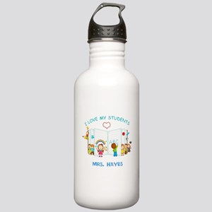 Custom Teacher Stainless Water Bottle 1.0L