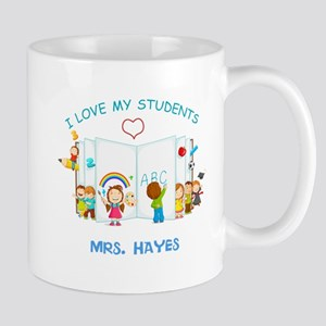 Custom Teacher Mug