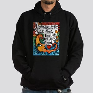 Know That You Are Loved Inspirational M Sweatshirt