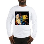 The Moondog and His Mistress Long Sleeve T-Shirt