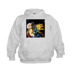 The Moondog and His Mistress Hoodie