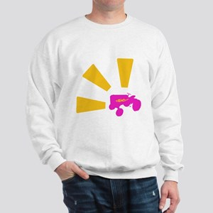 Pimp My Tractor Sweatshirt