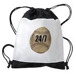 FIN-c-24-7-WonB Drawstring Bag