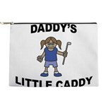 Daddy's Little Caddy Makeup Pouch