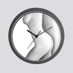 Beauty in form, Wall Clock