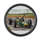 Ford racing Giant Clocks