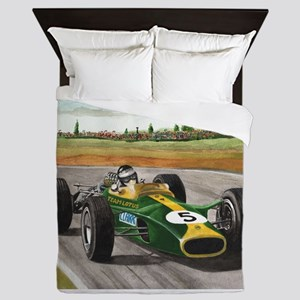 Jim Clark, Queen Duvet