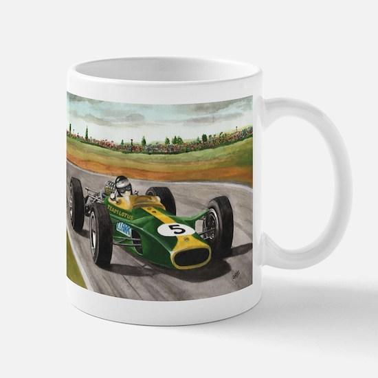 Jim Clark, Mug