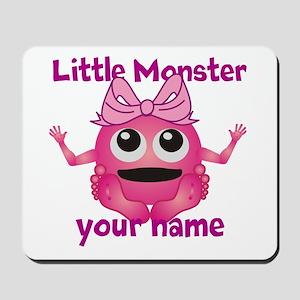 Little Girl Monster Mousepad