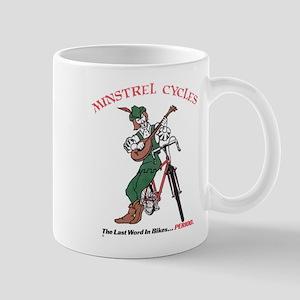 Minstrel Cycles Mug
