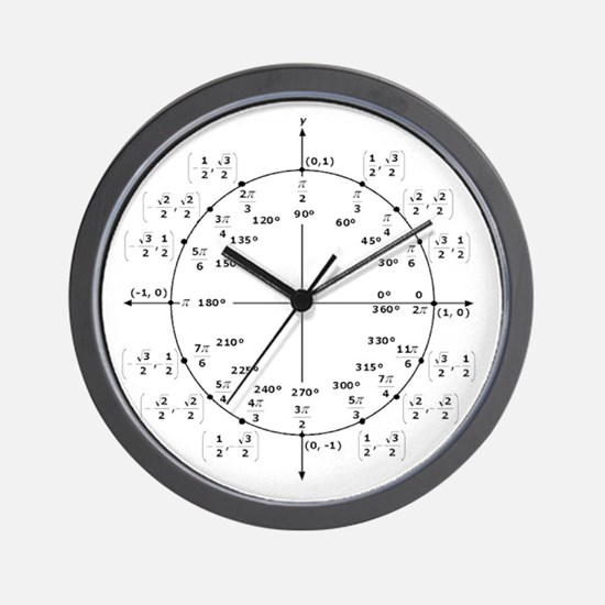 Unique School Wall Clock
