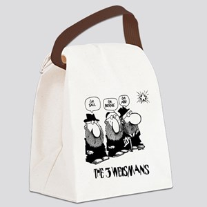 The 3 Weisman Canvas Lunch Bag
