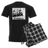 Religion Men's Dark Pajamas