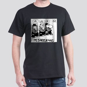 The 3 Weisman Dark T-Shirt