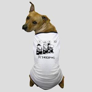 The 3 Weisman Dog T-Shirt