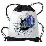 Bowling Drawstring Bag