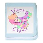 Yiyang China baby blanket