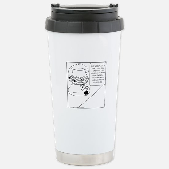 Party Products Stainless Steel Travel Mug