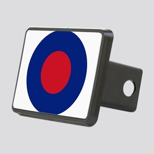 RAF low vis roundel Rectangular Hitch Cover
