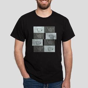 chacha3 Dark T-Shirt