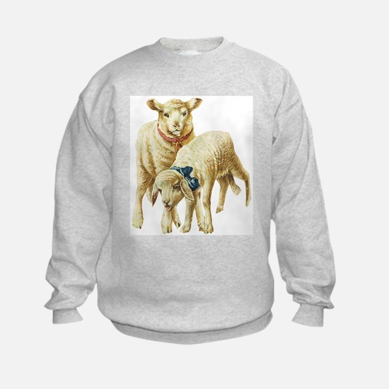 Lamb (Front only) Sweatshirt