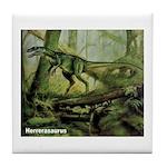 Herrerasaurus Dinosaur Tile Coaster