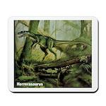 Herrerasaurus Dinosaur Mousepad