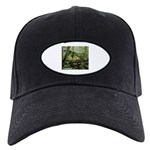 Herrerasaurus Dinosaur Black Cap