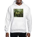 Herrerasaurus Dinosaur Hooded Sweatshirt