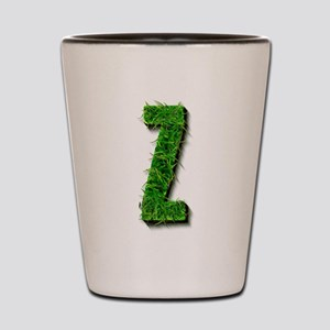 Z Grass Shot Glass