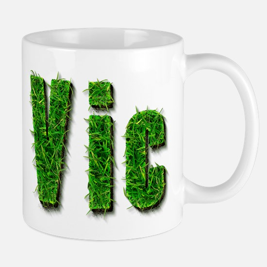 Vic Grass Mug
