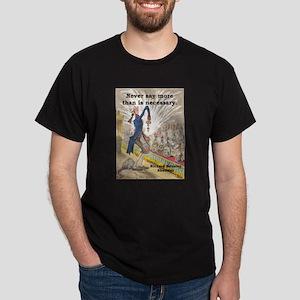 Never Say More - Richard Brinsley Sheridan T-Shirt