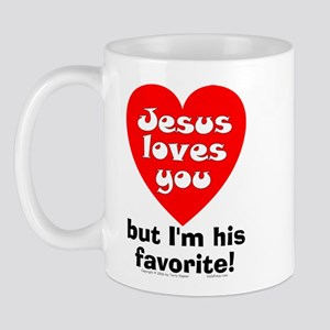 Jesus/His Favorite Mug