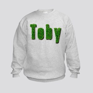 Toby Grass Kids Sweatshirt