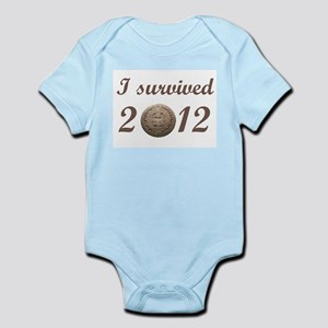 I survived 2012 Infant Bodysuit