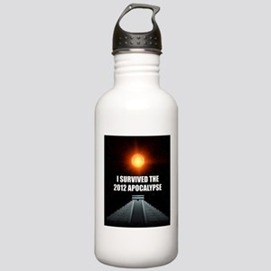 Mayan Temple Stainless Water Bottle 1.0L