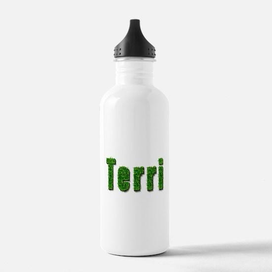 Terri Grass Water Bottle