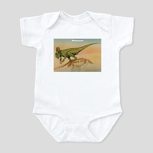 Maiasaura Dinosaur Infant Bodysuit